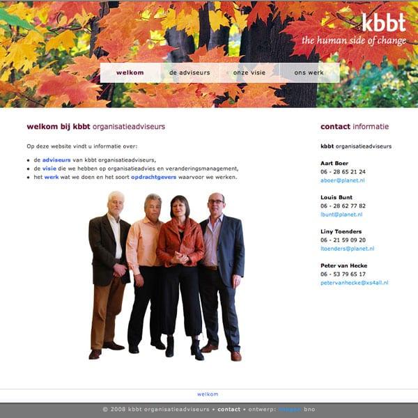 KBBT BV • consultants