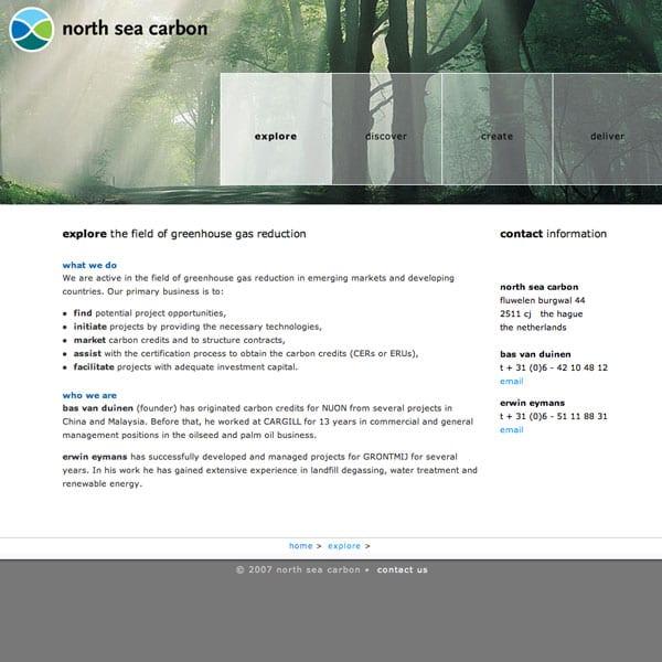 North Sea Carbon