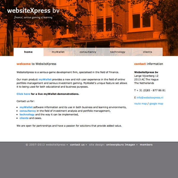 WebsiteXpress BV