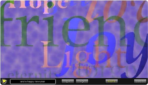 Nieuwjaars Digiflyer 1997