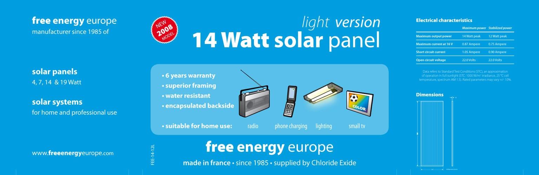 Packaging Solar Panels