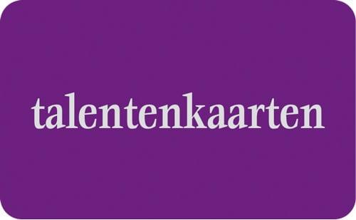 Talentenspel - Talentenkaarten
