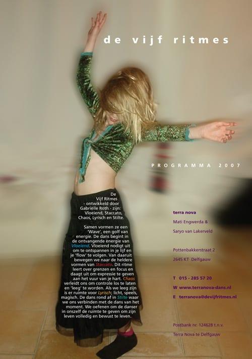 Brochure 2007 - voorzijde
