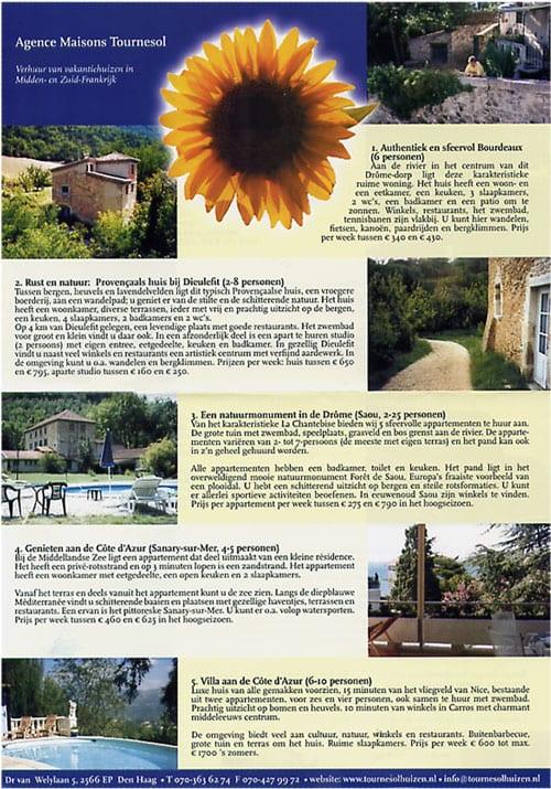 Brochure - voorzijde