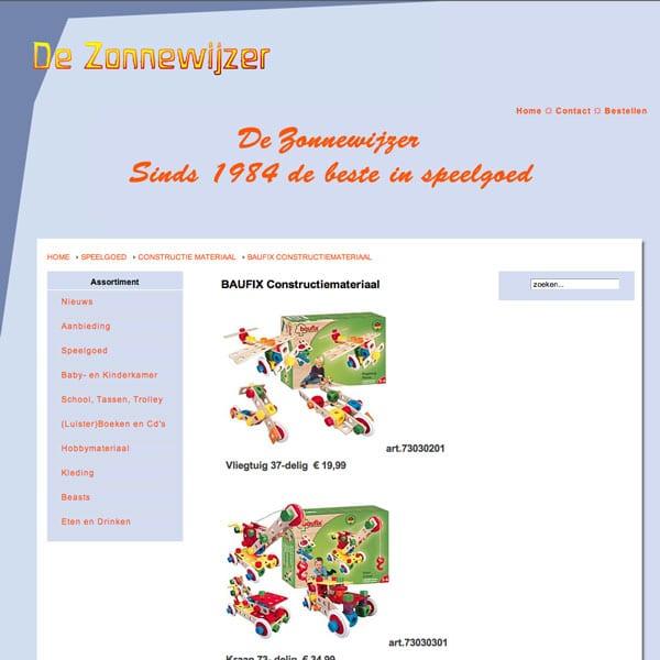 De Zonnewijzer