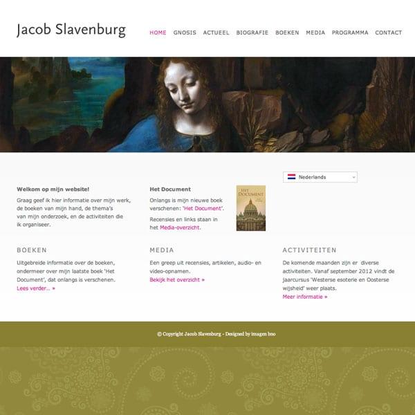 Jacob Slavenburg