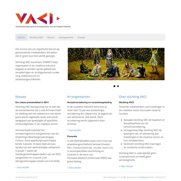 Stichting VACI
