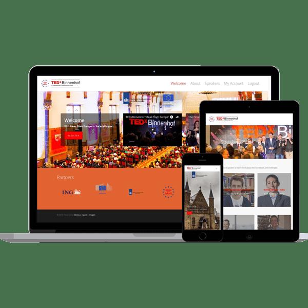 TEDx Binnenhof / Ideas from Europe